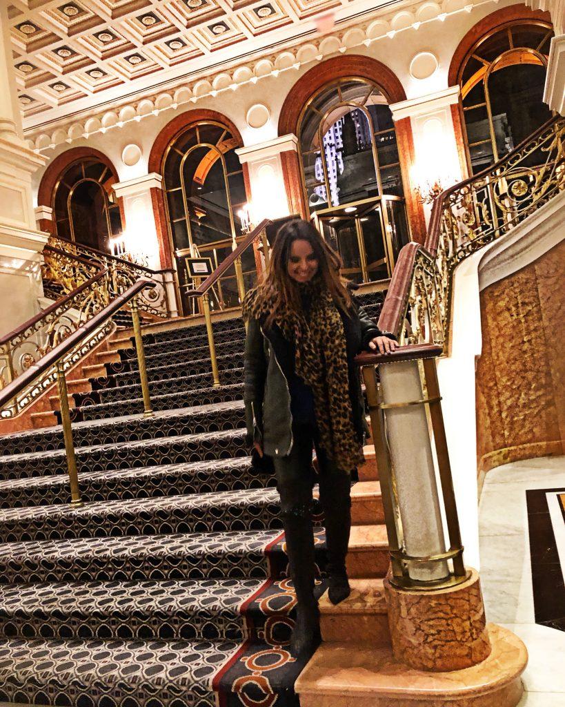 Lotte hotel gossip girl